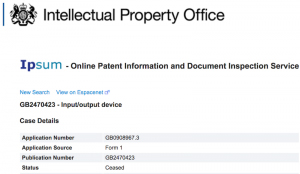 Iptica Bathomatic Patent Protect