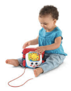 Iptica Fisher Price Protect