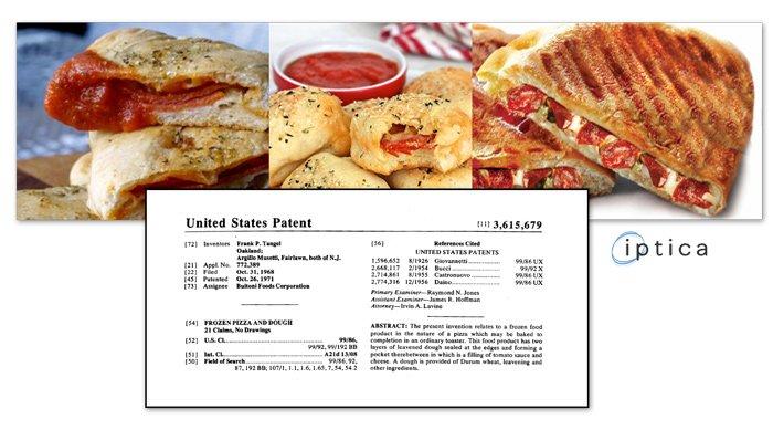 Pizza Patent