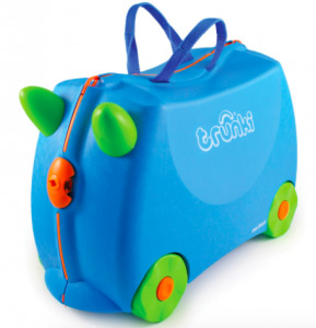 Iptica Trunki Dragon's Den Patent
